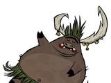 Rei Porco (Pig King)