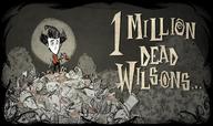 1 Million Dead Wilsons Drawing