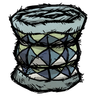 High Elevation Blue Patchwork Quilt Icon