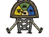 Pluviômetro (Rainometer)