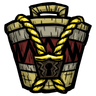 Hampered Basket Icon
