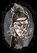 Wickerbottom Survivor Portrait