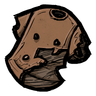 Battered Body Case Icon