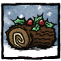 Chocolate Log Cake Profile Icon