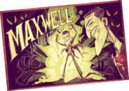 Maxwell The Great poster
