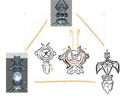RWP280 Celestial altar concept art