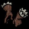 Sugar Rose Gloves Icon