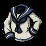 Naval Uniform Shirt Icon