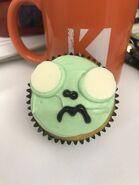 Wurth as cupcake