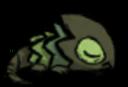 Saladmander Sleeping
