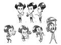 Wilson FK Sketches