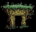 Ruineneingang
