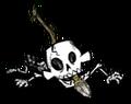 Skelett 3