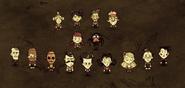 Alle Charaktere
