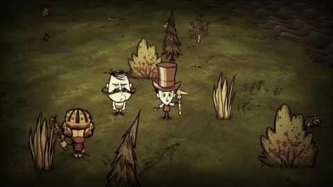 "Don't Starve Together Beta Update Trailer - ""...In With The New"