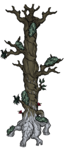 Great Tree Trunk