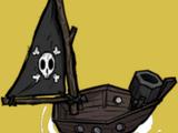 Поступь моряка
