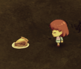 Пирог в игре