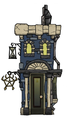 Cửa Hàng Đồ Lạ