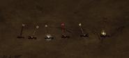 Стрелы для лука