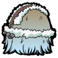 Frostbitten Caparison Icon
