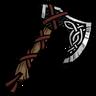 Nordic Axe Icon