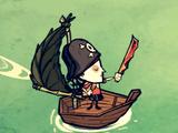 Пиратская двууголка