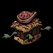 Лягушачий фигбургер