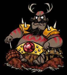 Maître de bataille Pugna
