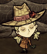 Grass Hat