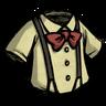 Follicle Yellow Suspension Shirt скин