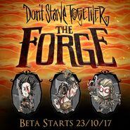 The Forge Бета Промо
