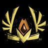 Golden Helm Icon