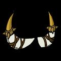 Warrior Horns Icon