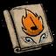 Огнестойкий фальцет