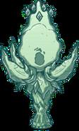 Celestial Champion Figure (Moonglass)