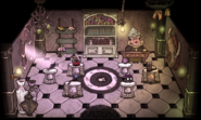 The Flying Pig Arcane Shop interior