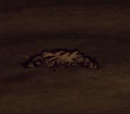 Могила без надгробья