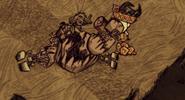 Killed broken rook