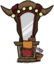 Beefalo Grooming Station