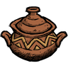 Terracotta Cooking Pot Icon