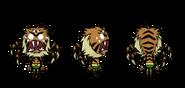 Дитя тигра Веббер в игре