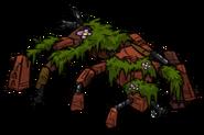Iron Hulk Ribs Mossy Stage 2