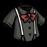 Disilluminated Black Suspension Shirt скин