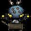 Glommy Head Guise - Prestihatitator Icon