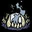 Леденящее кости кострище
