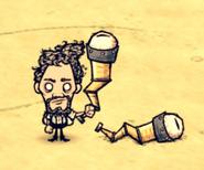 Суперподзорная труба в игре в игре