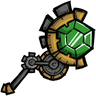 Clockwork Deconstruction Staff Icon
