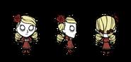 Роза Венди в игре