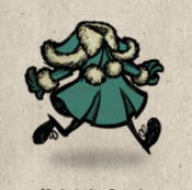 Yule dress collection icon